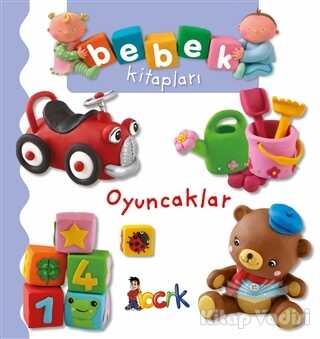 Bıcırık Yayınları - Oyuncaklar - Bebek Kitapları