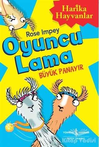 İş Bankası Kültür Yayınları - Oyuncu Lama - Büyük Panayır