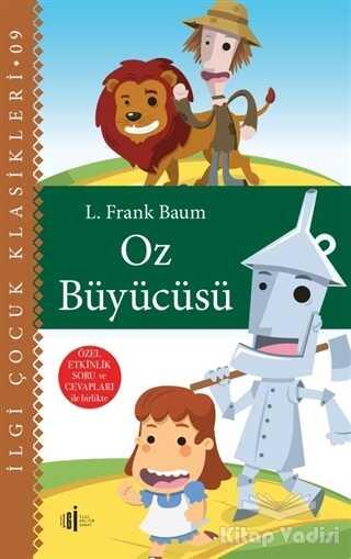 İlgi Kültür Sanat Yayınları - Oz Büyücüsü
