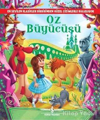 İş Bankası Kültür Yayınları - Oz Büyücüsü