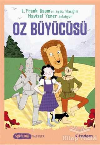 Tudem Yayınları - Oz Büyücüsü - Sen de Oku
