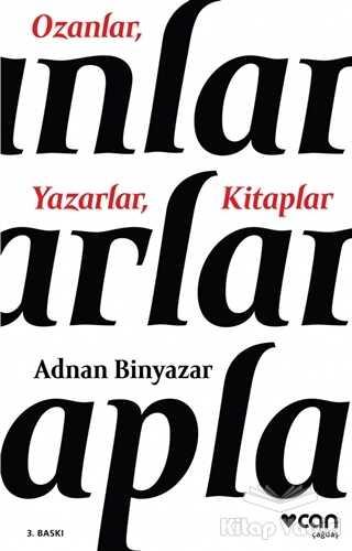 Can Yayınları - Ozanlar, Yazarlar, Kitaplar