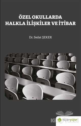 Hiperlink Yayınları - Özel Okullarda Halkla İlişkiler ve İtibar