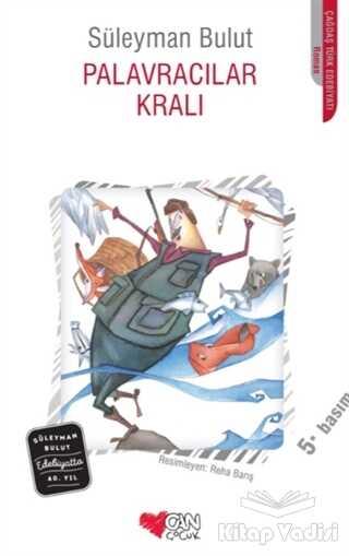 Can Çocuk Yayınları - Palavracılar Kralı