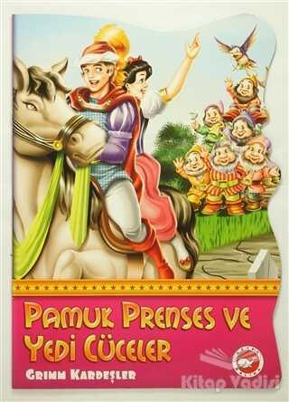 Beyaz Balina Yayınları - Pamuk Prenses ve Yedi Cüceler