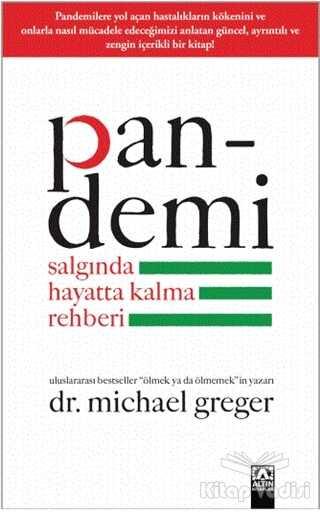 Altın Kitaplar - Pandemi - Salgında Hayatta Kalma Rehberi