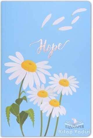 Ela's Paper - Papatya Hoper Defter
