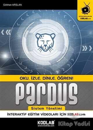 Kodlab Yayın Dağıtım - Pardus Sistem Yönetimi