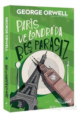 İndigo Kitap - Paris ve Londra'da Beş Parasız