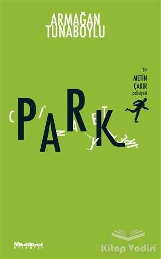 Maceraperest Kitaplar - Park Cinayetleri
