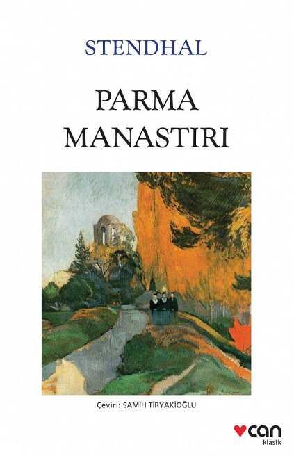 Can Yayınları - Parma Manastırı (Beyaz Kapak)