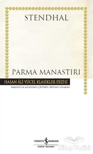 İş Bankası Kültür Yayınları - Parma Manastırı (Ciltli)