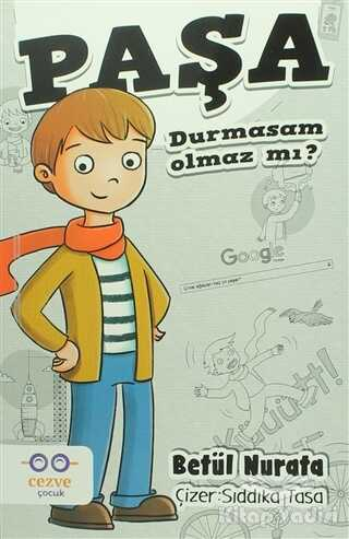 Cezve Çocuk - Paşa