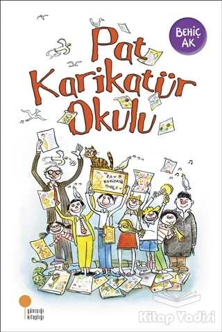 Günışığı Kitaplığı - Pat Karikatür Okulu