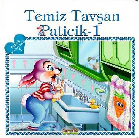 Zambak Yayınları - Paticik Davranış Serisi (4 Kitap)