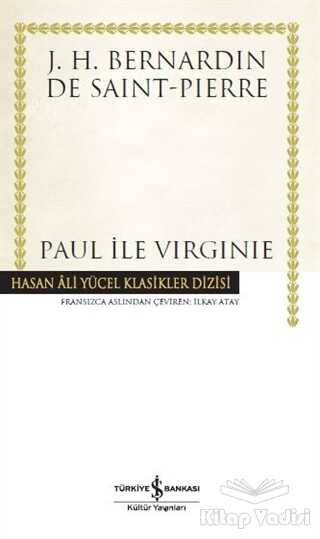 İş Bankası Kültür Yayınları - Paul İle Virginie