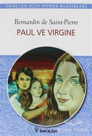 İnkılap Kitabevi - Gençlik Kitapları - Paul ve Virginie