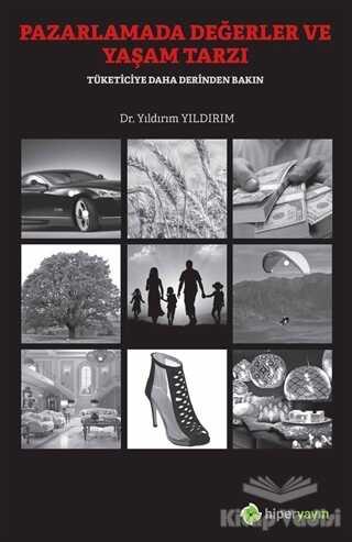 Hiperlink Yayınları - Pazarlamada Değerler ve Yaşam Tarzı