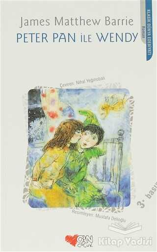 Can Çocuk Yayınları - Peter Pan ile Wendy