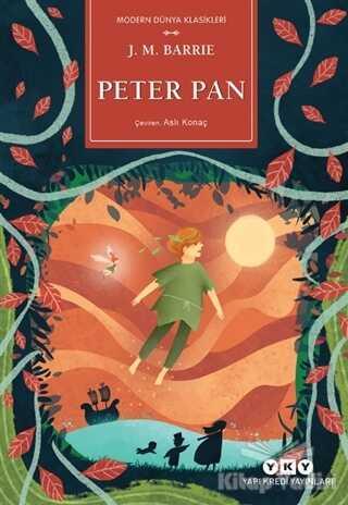 Yapı Kredi Yayınları - Peter Pan