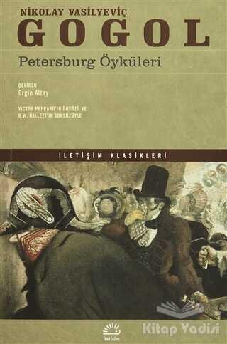 İletişim Yayınevi - Petersburg Öyküleri
