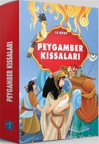 Parıltı Yayınları - Peygamber Kıssaları (15 Kitap Set)