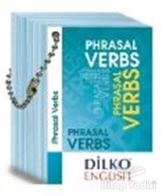 Dilko Yayıncılık - Phrasal Verbs Kelime Kartı