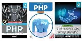Kodlab Yayın Dağıtım - Php Eğitim Seti (3 Kitap Takım)