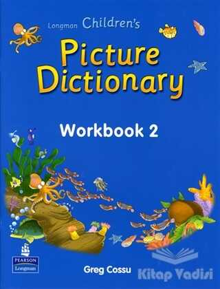 Pearson Ders Kitapları - Picture Dictionary : Workbook 2