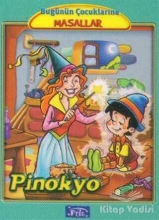 Parıltı Yayınları - Pinokyo