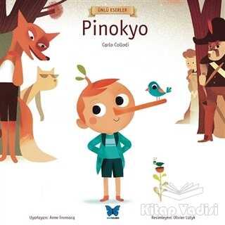 Mavi Kelebek Yayınları - Pinokyo