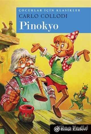 Remzi Kitabevi - Pinokyo (Cep Boy)