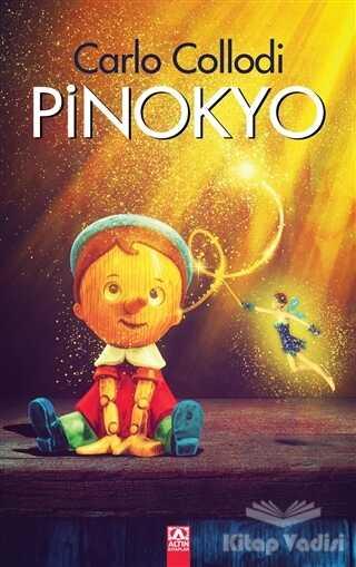 Altın Kitaplar - Pinokyo (Ciltli)