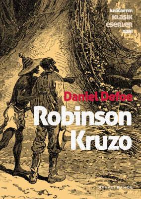 RENKLİ BAHÇE YAYINLARI - Robinson Cruzo - Renkli Bahçe