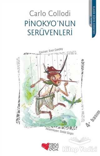 Can Çocuk Yayınları - Pinokyo'nun Serüvenleri
