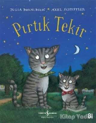 İş Bankası Kültür Yayınları - Pırtık Tekir