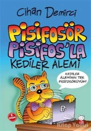 Kırmızı Kedi Çocuk - Pisifosör Pisifos'la Kediler Alemi