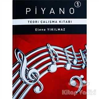 Porte Müzik Eğitim Merkezi - Piyano - 1. Bölüm: Teori Çalışma Kitabı