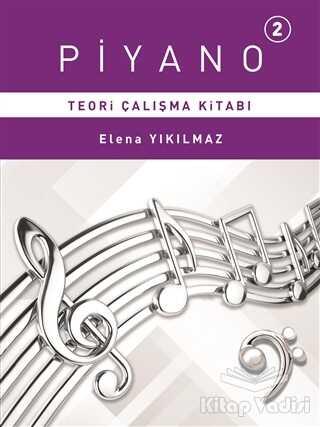 Porte Müzik Eğitim Merkezi - Piyano 2 - Teori Çalışma Kitabı