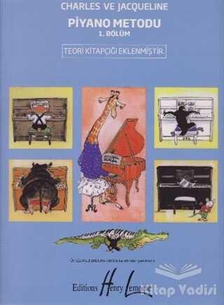 Porte Müzik Eğitim Merkezi - Piyano Metodu 1. Bölüm