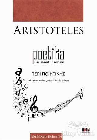 Pharmakon Kitap - Poetika - Şiir Sanatı Üzerine