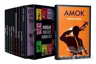 Ren Kitap - Popüler İngilizce Roman Seti (10 Kitap Takım)