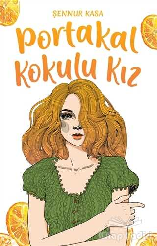 Teras Kitap - Portakal Kokulu Kız