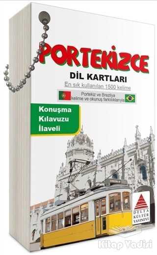 Delta Kültür Basım Yayın - Portekizce Dil Kartları