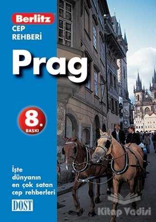 Dost Kitabevi Yayınları - Prag Cep Rehberi