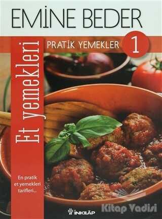 İnkılap Kitabevi - Pratik Yemekler 1 - Et Yemekleri