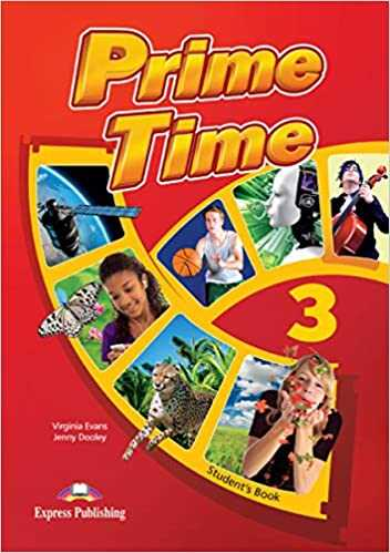 Express Publishing - PRIME TIME 3 STUDENT'S BOOK INTERNATIONAL