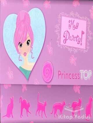 Çiçek Yayıncılık - Princess Top My Party (Mor)