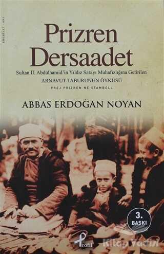 Profil Yayıncılık - Prizren Dersaadet