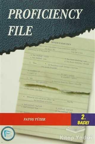Pelikan Tıp Teknik Yayıncılık - Proficiency File